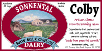 Sonnental Dairy Colby