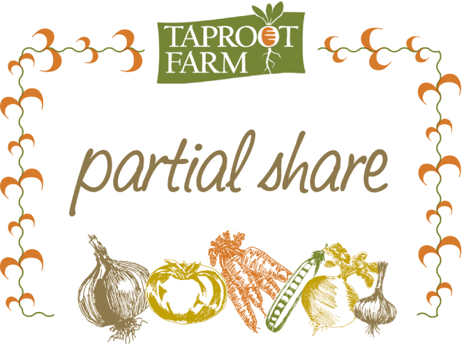 Taproot Farm Label