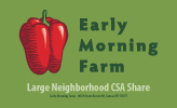Early Morning CSA
