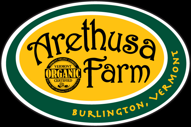 Arethusa Farm Label