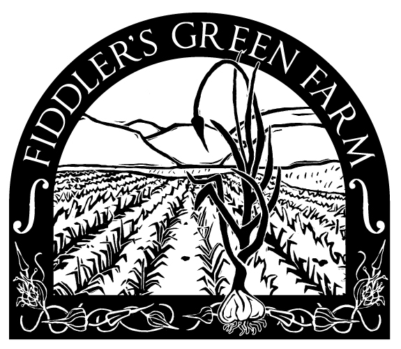 Fiddler's Green Farm Label