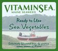 Vitamin Sea Vegetables
