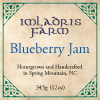 Imladris Farm Blueberry Jam