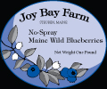 Joy Bay Farm Blueberries