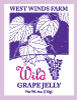 West Winds Grape Jelly