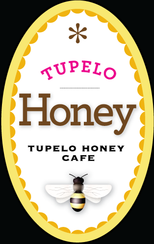 Tupleo Honey Cafe Front Label