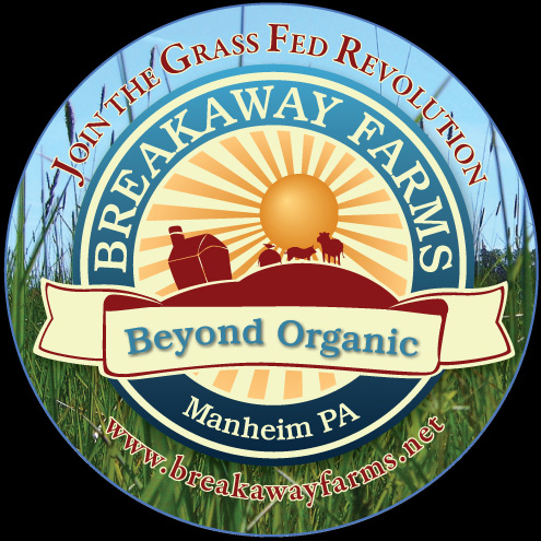 Breakaway Farms Labels