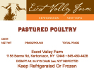 Escot Valley Poultry