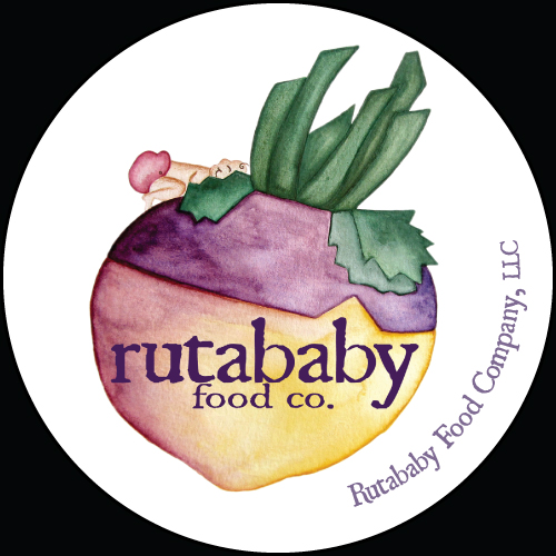 Rutababy Food Co. Value Added Label