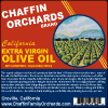 Chaffin Orchards Olive Oil